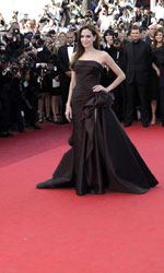 Cannes perde la testa per Malick - Il red carpet del film The tree of life.