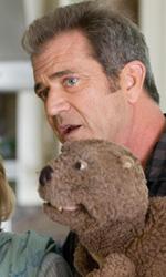 Mel Gibson sorprende la stampa - Mel Gibson e Jodie Foster a Cannes per presentare il loro Mr. Beaver.