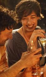 L'Amore fa male, visita sul set siciliano - Una foto dal set del film L'amore fa male.