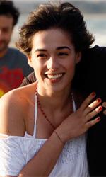 L'Amore fa male, visita sul set siciliano - Diane Fleri e Paolo Briguglia in una scena del film <em>L'amore fa male</em>.