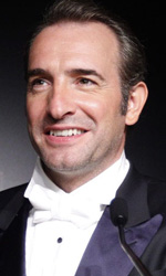 Sorrentino e Moretti, non era questo il posto - Jean Dujardin, premiato come migliore attore per la sua interpretazione in <em>The Artist</em>.