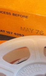 Super 8, quattro clip ricostruiscono l'incidente - La confezione del rullino Kodak Super 8 arrivata a FirstShowing