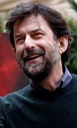 Nastri d'argento 2011, 7 nomination per Habemus Papam - In foto Nanni Moretti. Il suo Habemus Papam ha conquistato 7 nomination alla 65. edizione dei Nastri d'argento.