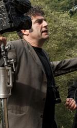 Tutti per uno, Bruni contro Bruni - Goupil sul set del film Tutti per uno.