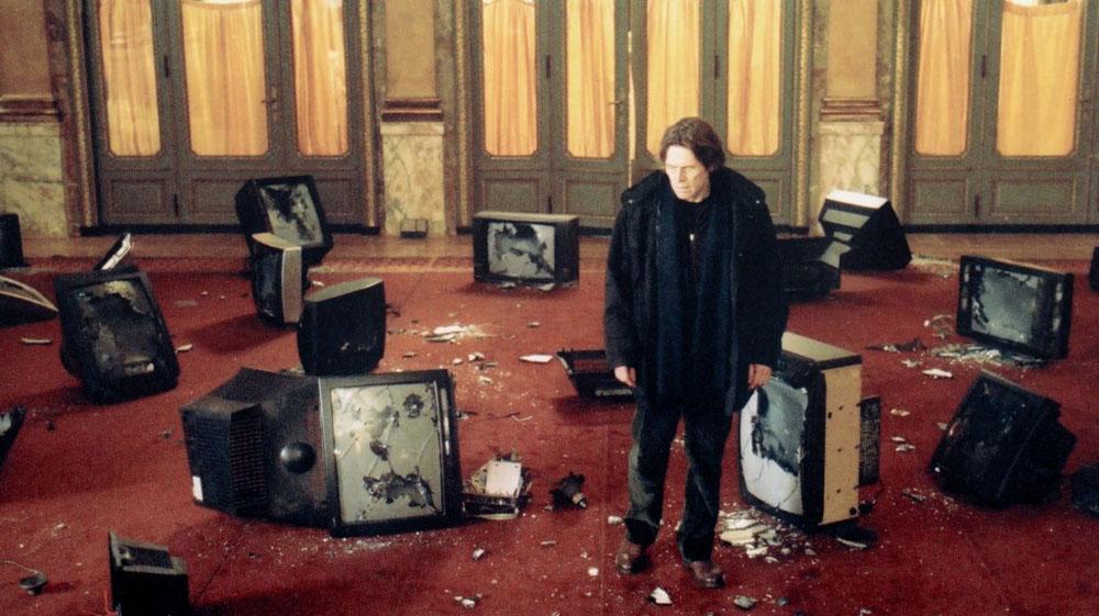 Una scena del film <em>La polvere del tempo</em>. -