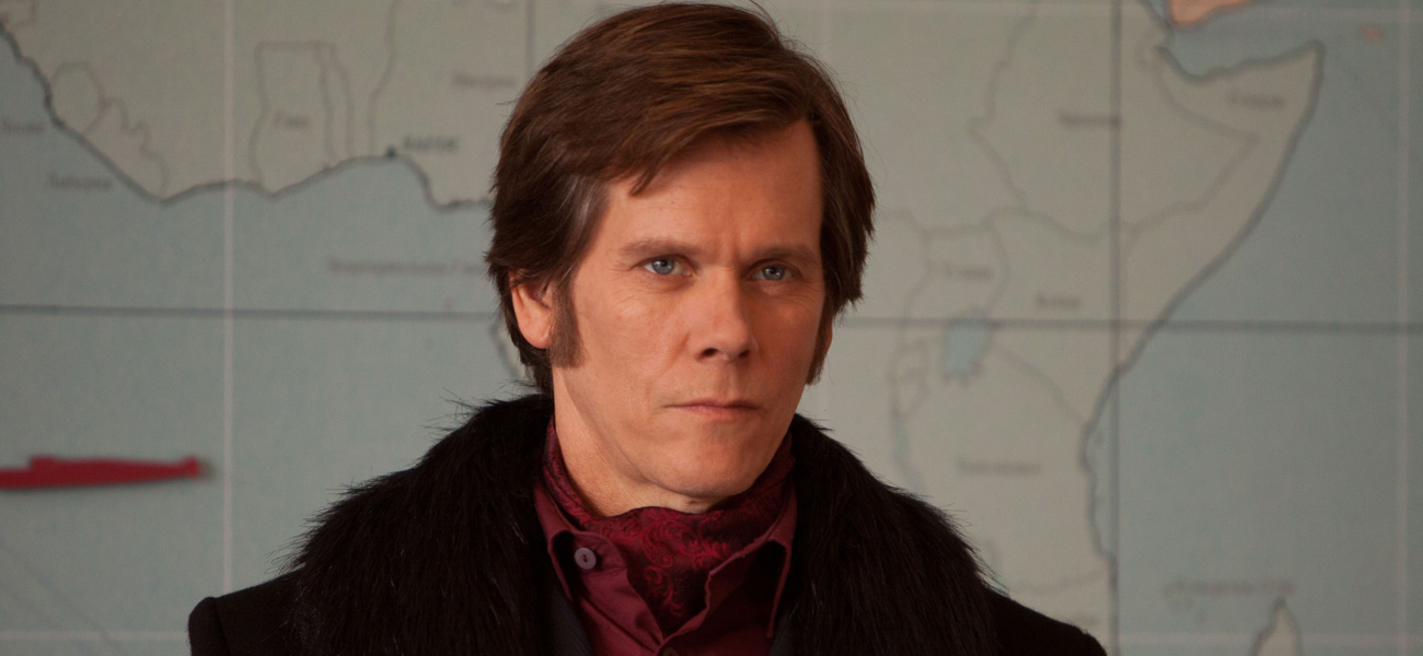 In foto Kevin Bacon (58 anni)