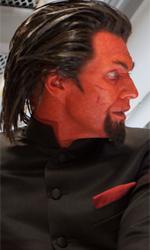X-Men - L'inizio apre al primo posto in Italia - January Jones e Kevin Bacon in una scena del film X-Men: L'inizio.