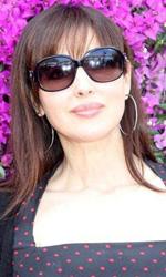 A lezione con Monica Bellucci - Monica Bellucci a Taormina.