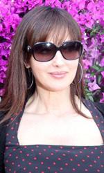 A lezione con Monica Bellucci - Monica Bellucci a Taormina dove ha tenuto una lezione di cinema.