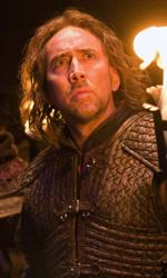 Nicolas Cage, l'ultimo dei templari - Nicolas Cage in una scena del film L'ultimo dei templari di Dominic Sena.