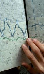 I guardiani del destino, un libro pieno di schemi elettrici - Un'immagine finale del misterioso libro del film I guardiani del destino.