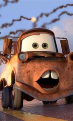 Film nelle sale: la Pixar sfreccia sull'estate italiana - In foto una scena di Cars 2, attesissimo sequel della Disney-Pixar.