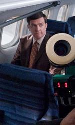 John C. Reilly, grande attore o comprimario di lusso? - Una foto dal set del film Cedar Rapids.