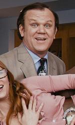 John C. Reilly, grande attore o comprimario di lusso? - John C. Reilly (a sinistra) in una scena del film Cedar Rapids di Miguel Arteta.