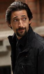 Tutti i colori del Giallo/Argento - Adrien Brody in una scena del film Giallo/Argento di Dario Argento.