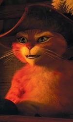 A Riccione si presentano le major - In foto una scena de Il gatto con gli stivali, uno degli annunciati successi distribuiti dalla Universal.