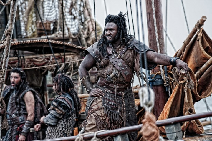 In foto Nonso Anozie