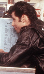 Giffoni, Lorella Cuccarini protagonista del Festival - John Travolta e Olivia Newton-John in una foto del film Grease - Brillantina di Randal Kleiser.