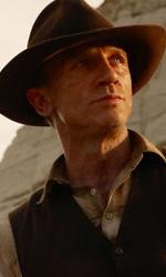 Cowboys & Aliens: un assassino - In foto Harrison Ford e Daniel Craig in una scena del film <em>Cowboys & Aliens</em>.