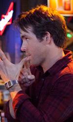 In due si ride meglio! - Ryan Reynolds e Jason Bateman, protagonisti di Cambio vita, in compagnia del regista David Dobkin.