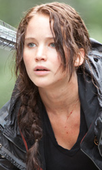 The Hunger Games, l'apocalisse di Katniss e Peeta - Una foto del film <em>The Hunger Games</em>.