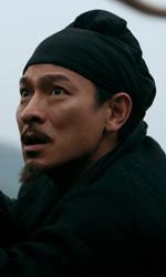 Tsui Hark torna a stupire - Andy Lau in una scena del film Detective Dee e il mistero della fiamma fantasma di Tsui Hark.