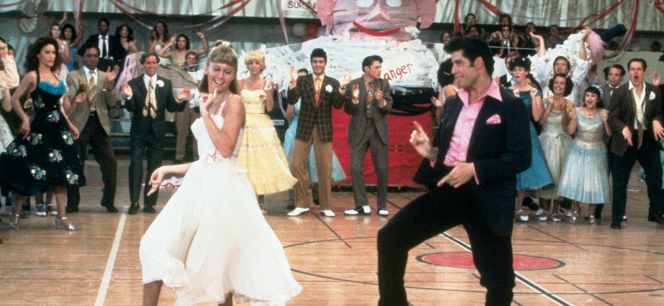 Grease - Brillantina (1978)