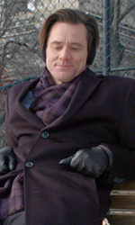Con quella faccia un po' così… - Una foto di scena del film I pinguini di Mr. Popper.