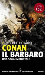 Conan il barbaro, il libro -