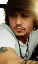 The Lone Ranger potrebbe cavalcare ancora - In foto Johnny Depp, che dovrebbe interpretare il personaggio di Tonto in The Lone Ranger