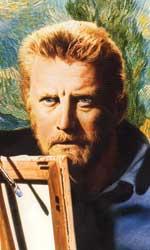 Storia 'poconormale' del cinema: puntata 128 - L'autoritratto di Vincent Van Gogh a confronto con una scena del film di Minnelli <em>Brama di vivere</em>, interpretato da Kirk Douglas.