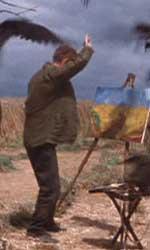 Storia 'poconormale' del cinema: puntata 128 - I corvi di Vincent Van Gogh a confronto con una scena del film di Minnelli <em>Brama di vivere</em>.