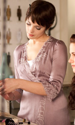 A tre mesi dall'uscita, nuove foto ufficiali di Breaking Dawn - Alice, Bella e Rosalie.