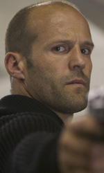 La scienza dell'omicidio - Jason Statham in una foto di scena del film <em>Professione assassino</em>.