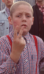 Piccoli Nazi crescono - Una foto di scena del film This is England.