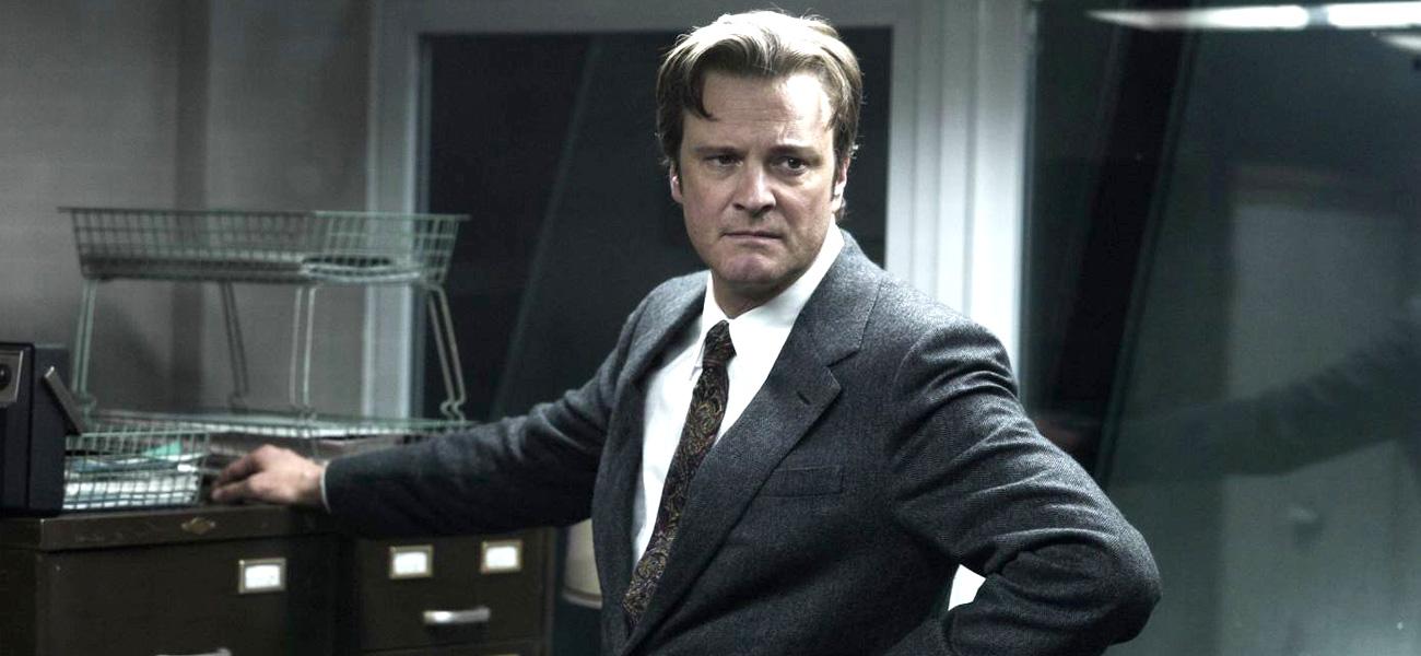 Gli outsider di Venezia 68. - In foto Colin Firth, protagonista del film <em>La talpa</em>.