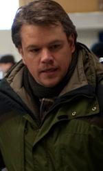 Contagion, il mondo nel panico - In foto Matt Damon in una scena del film.