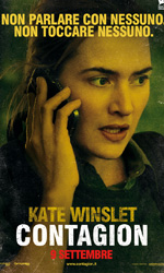 Contagion, il mondo nel panico - Il character poster di Kate Winslet.