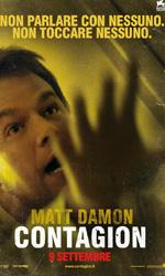 Contagion, il mondo nel panico - Il character poster di Matt Damon.
