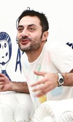 Filippo Timi, il fascino del cattivo - In foto Filippo Timi, Stefano Accorsi e Valeria Solarino, protagonisti del film Ruggine di Daniele Gaglianone.