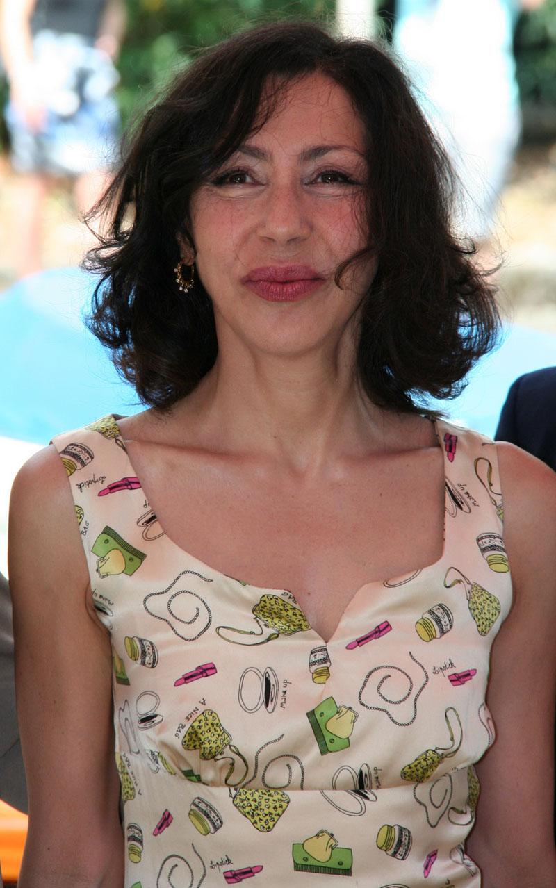 In foto Yasmina Reza