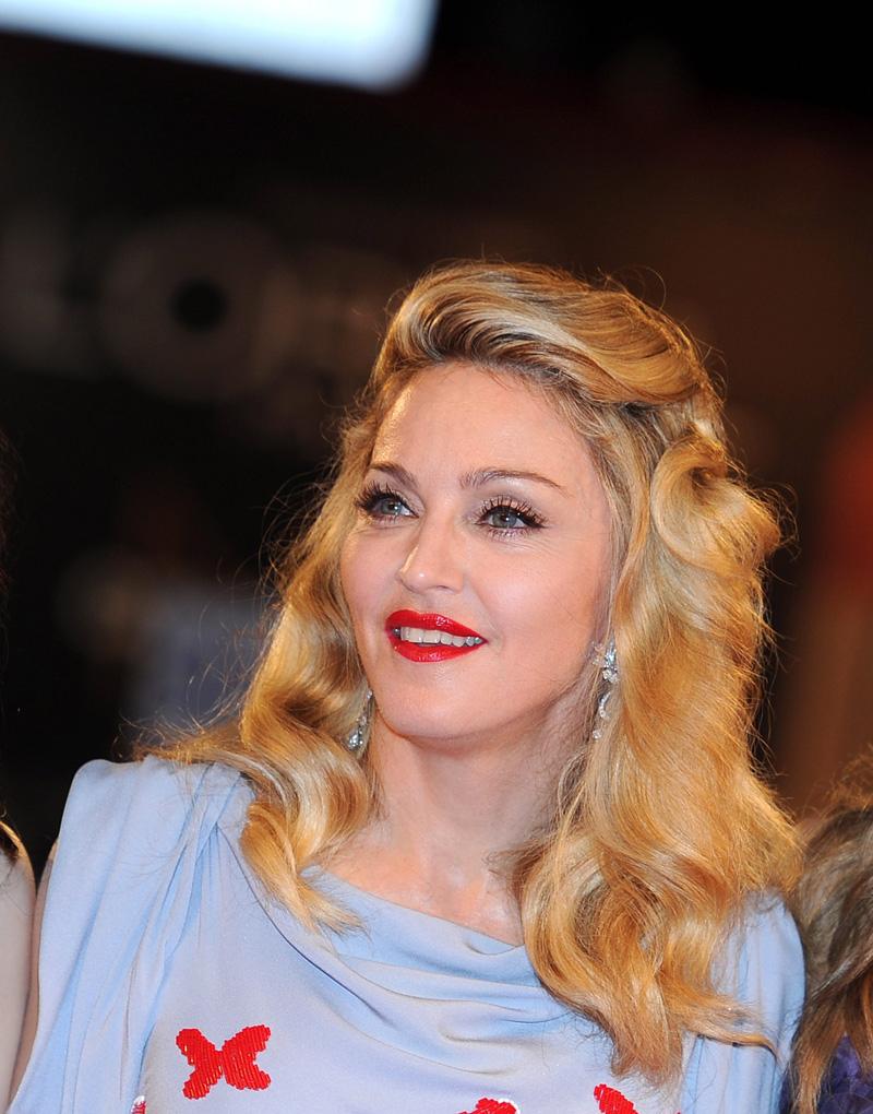 In foto Madonna (58 anni)