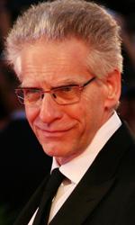 Nel giorno di Cronenberg è sorpresa Coppola - In foto il regista David Cronenberg