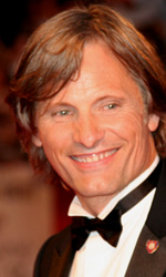 Nel giorno di Cronenberg � sorpresa Coppola - In foto Viggo Mortensen, sul red carpet per il film A Dangerous Method