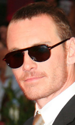 Nel giorno di Cronenberg � sorpresa Coppola - In foto Michael Fassbender, sul red carpet per il film <em>A Dangerous Method</em>