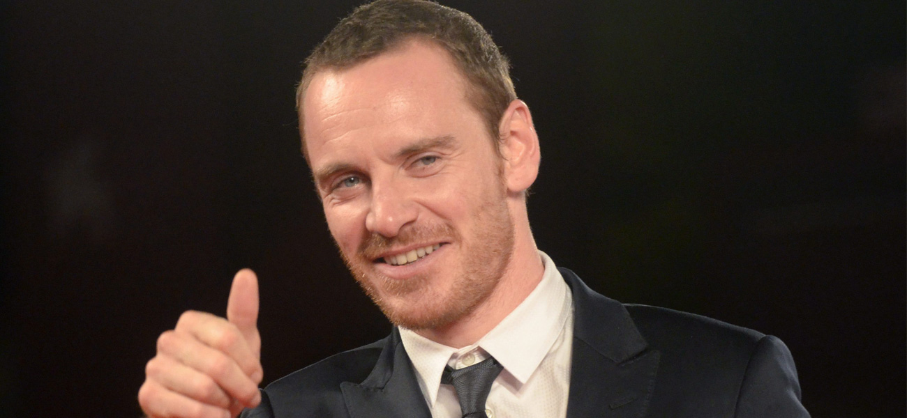 In foto Michael Fassbender sul red carpet di <em>Shame</em>, in concorso alla 68. Mostra del Cinema di Venezia.