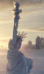 11 settembre, il grande film - Un fotogramma del film catastrofico di Roland Emmerich L'alba del giorno dopo