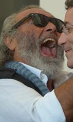L'altro mondo? Siamo noi italiani - Il photocall di Cose dell'altro mondo di Francesco Patierno.