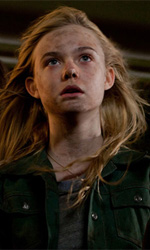 Super 8, il segreto � nello stile - In foto i tre giovani protagonisti del film <em>Super 8</em> di J.J. Abrams.