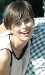 In foto Claudia Pandolfi (43 anni)